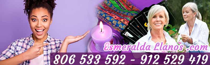 ¿Quién es Esmeralda Llanos?