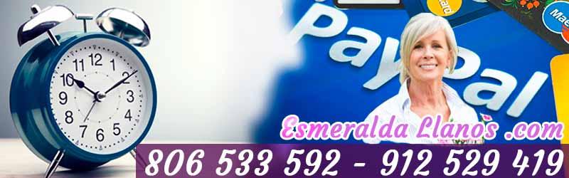 Tarot económico Paypal a cualquier hora del día
