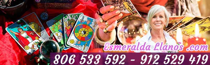 Consigue una vidente y tarotista buena y muy barata en esmeraldallanos.com